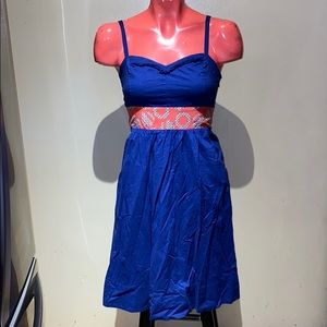 Anthropologie - Edme & Esyllte graphical dress